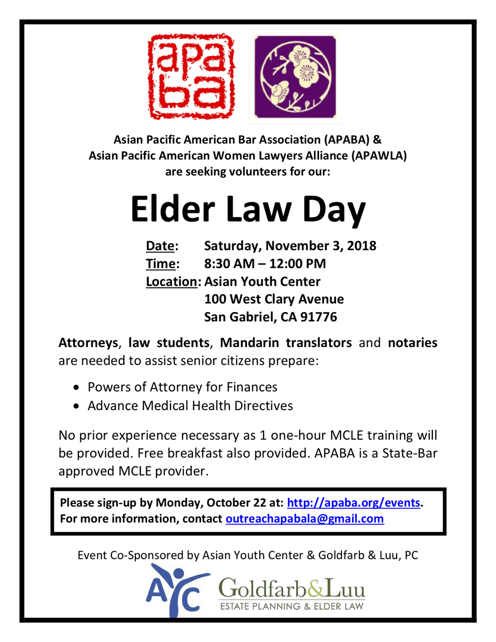 Asian Pacific American Bar Association of Los Angeles County